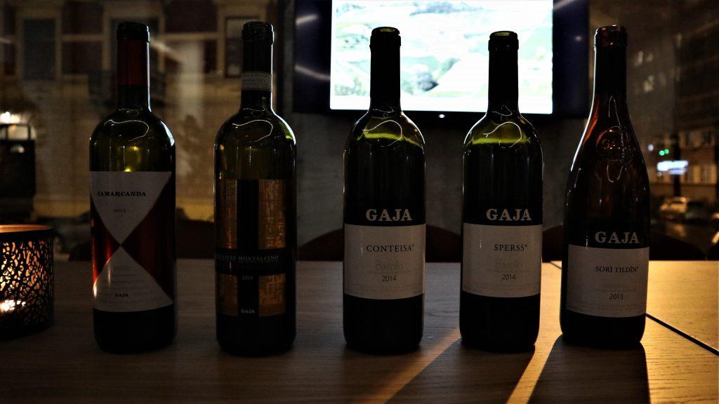 Gaia Gaja Vinoteket Piemonte Girl
